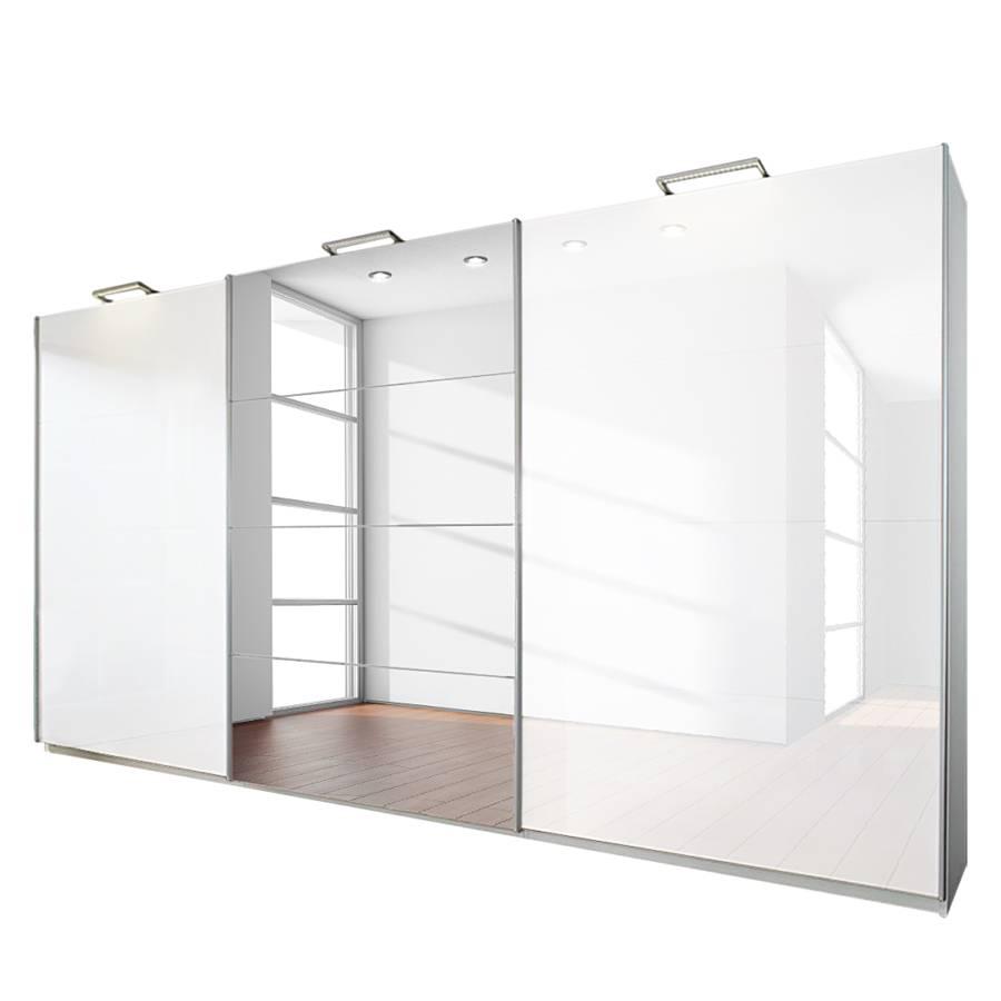 Kleiderschrank weiß hochglanz 3 türig  Jetzt bei Home24: Kleiderschrank von Rauch Select | home24
