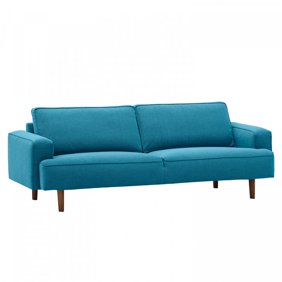 Sofa Navona (3-Sitzer) Webstoff - Fashion For Home