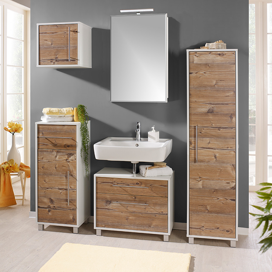 waschbeckenunterschrank h ngend g ste wc. Black Bedroom Furniture Sets. Home Design Ideas
