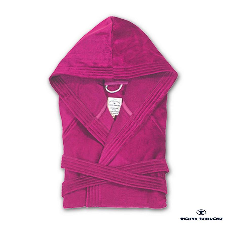 Home 24 - Peignoir - rose vif - xs, tom tailor