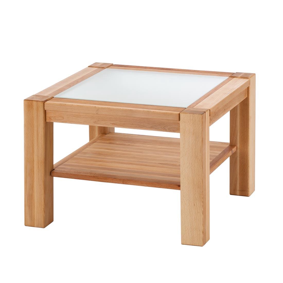 Couch Tisch Weiss Kernbuche  Preisvergleiche