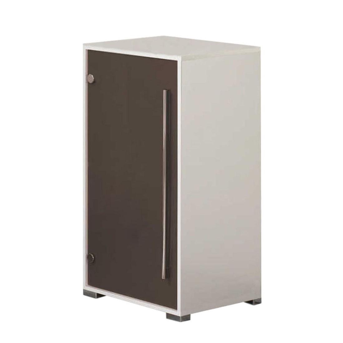 Home 24 - Meuble sous lavabo brantford - blanc / anthracite, aqua suite