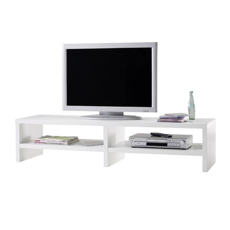 Meuble TV Sky - Blanc, mooved