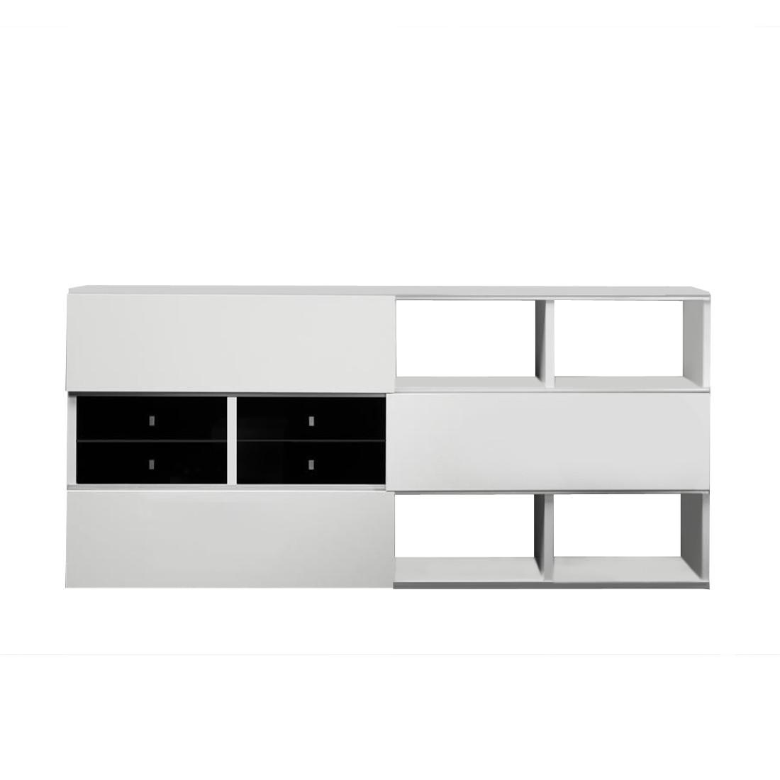 sideboard hochglanz preisvergleich die besten angebote. Black Bedroom Furniture Sets. Home Design Ideas