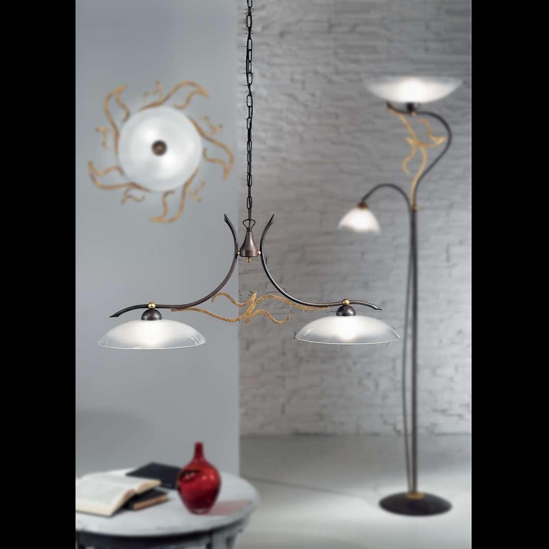 energie  A+, Hanglamp Amabile - 2 lichtbronnen, Hans Kögl