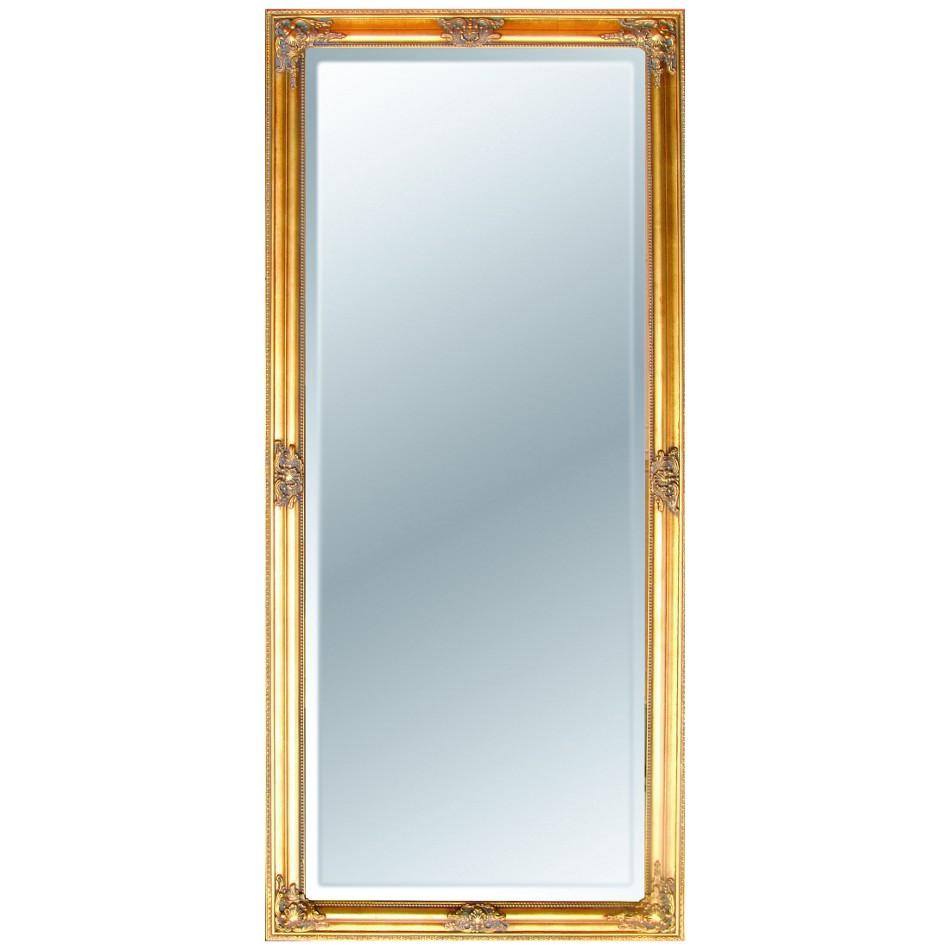 Miroir Nuance, à cadre doré - 162 cm, Jack and Alice