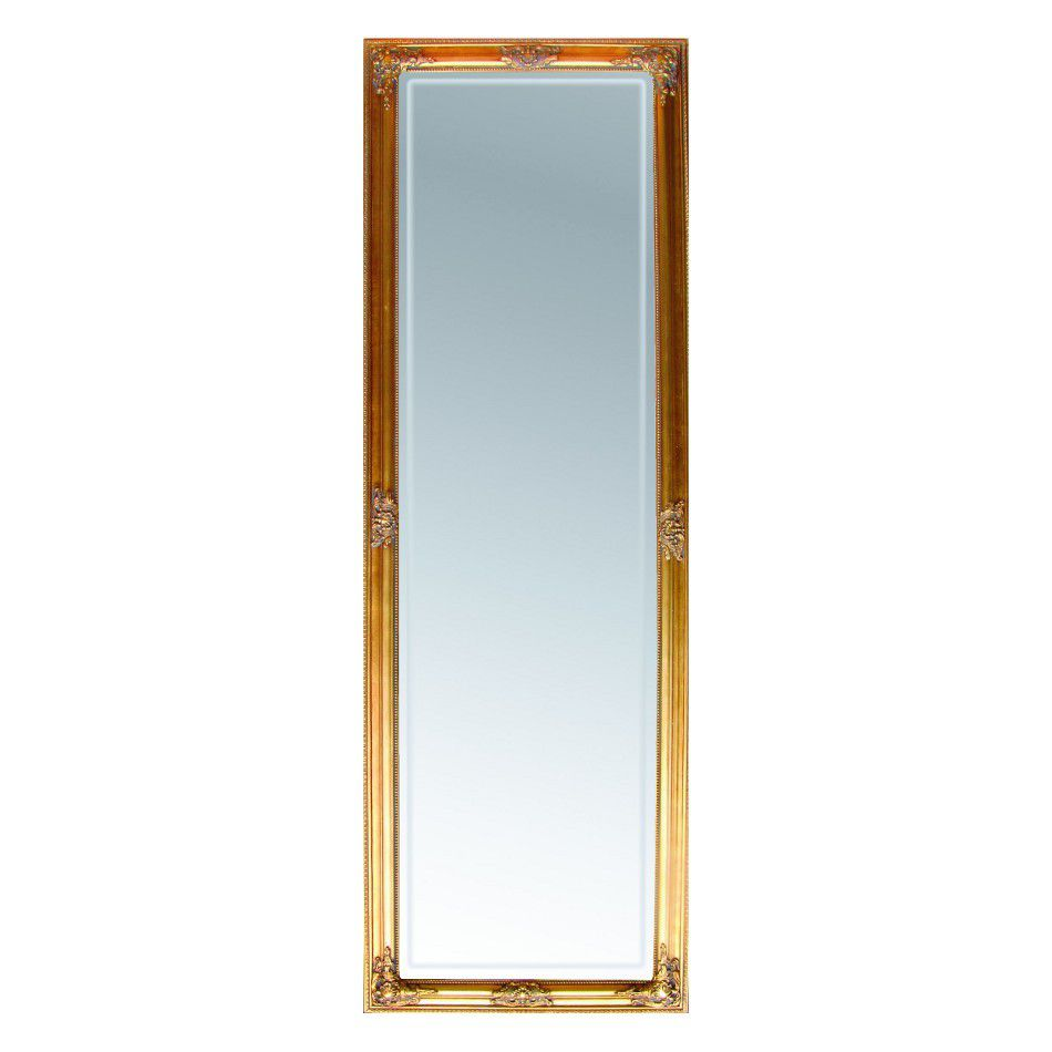 Miroir Nuance - Doré - 187 cm, Jack and Alice