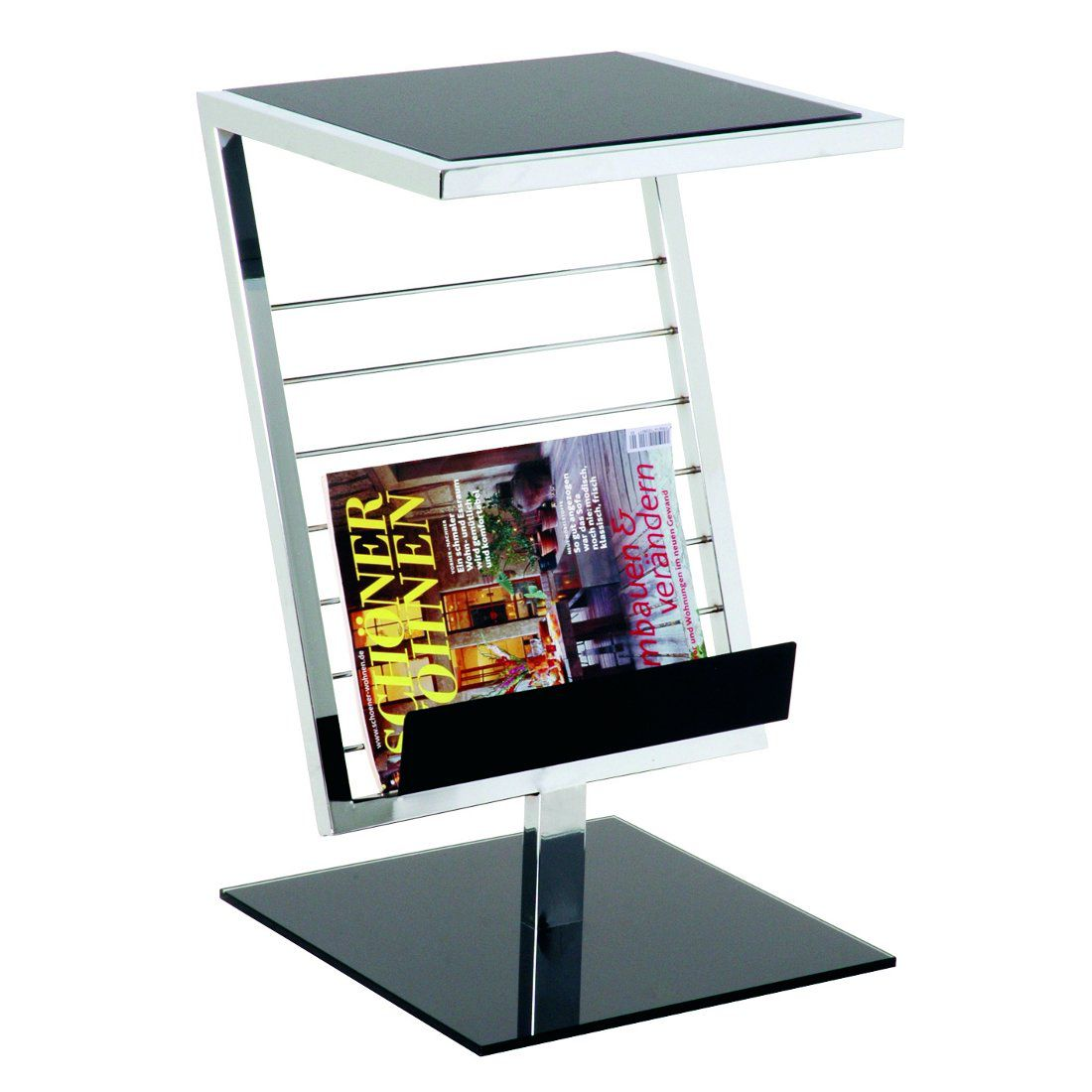Beistelltisch glas preisvergleich die besten angebote for Beistelltisch design glas