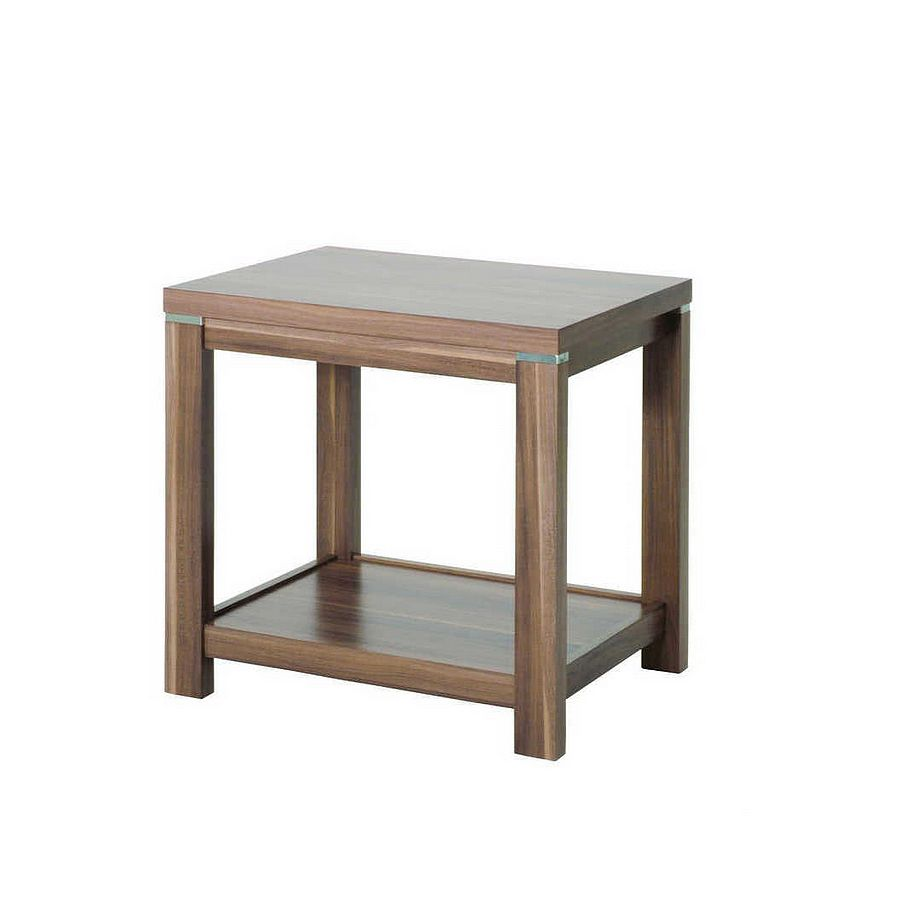 Home 24 - Table d appoint jungle - noyer, home design