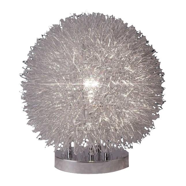 EEK A++, Lampe de table Kaktus - Avec variateur tactile intégré, Sompex