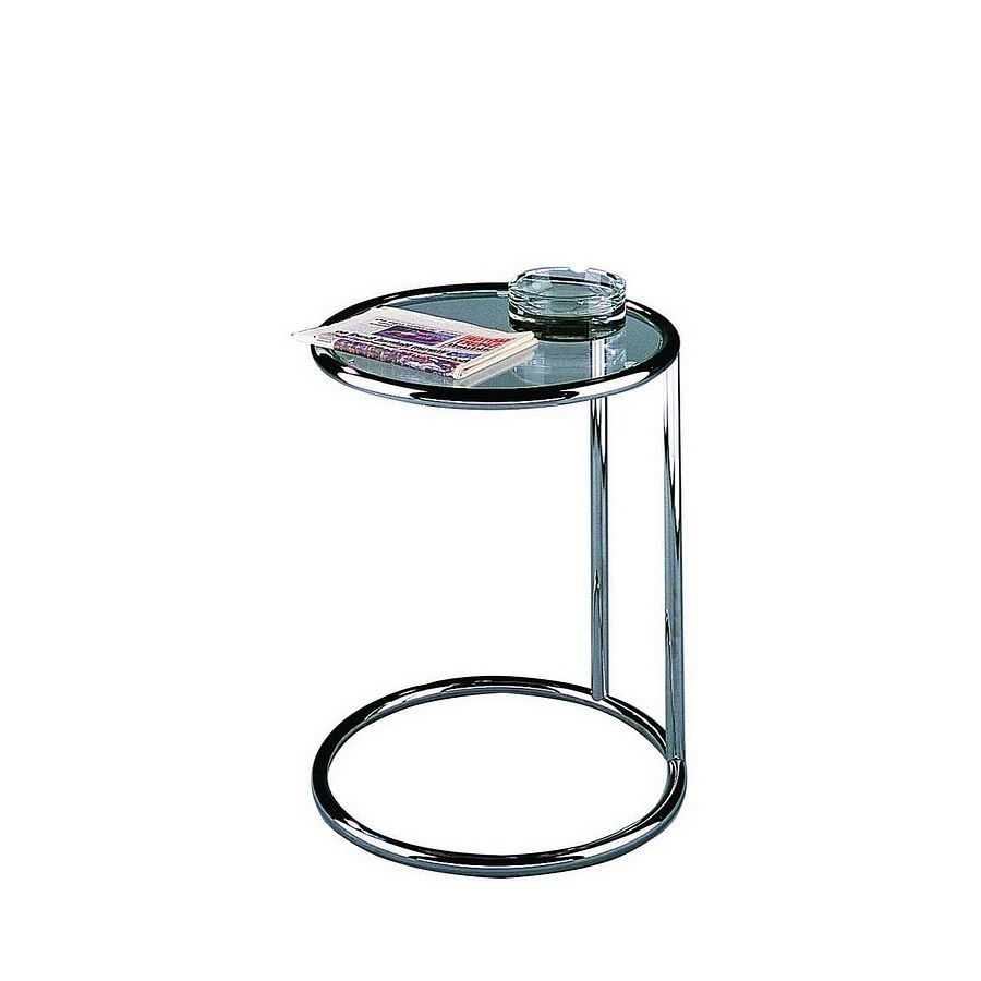 Table d'appoint Klara - Chrome, Home Design