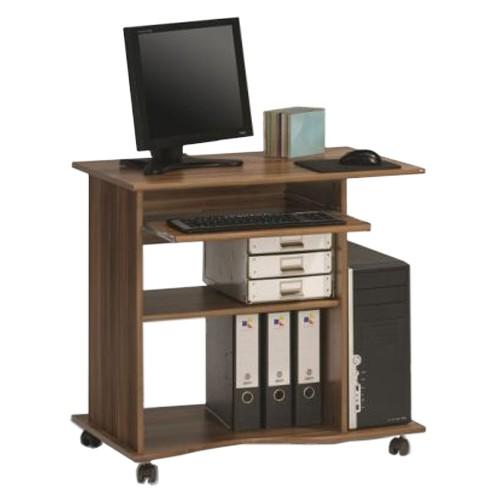 Computertafel Ene - meranohoutkleurig, Maja Möbel