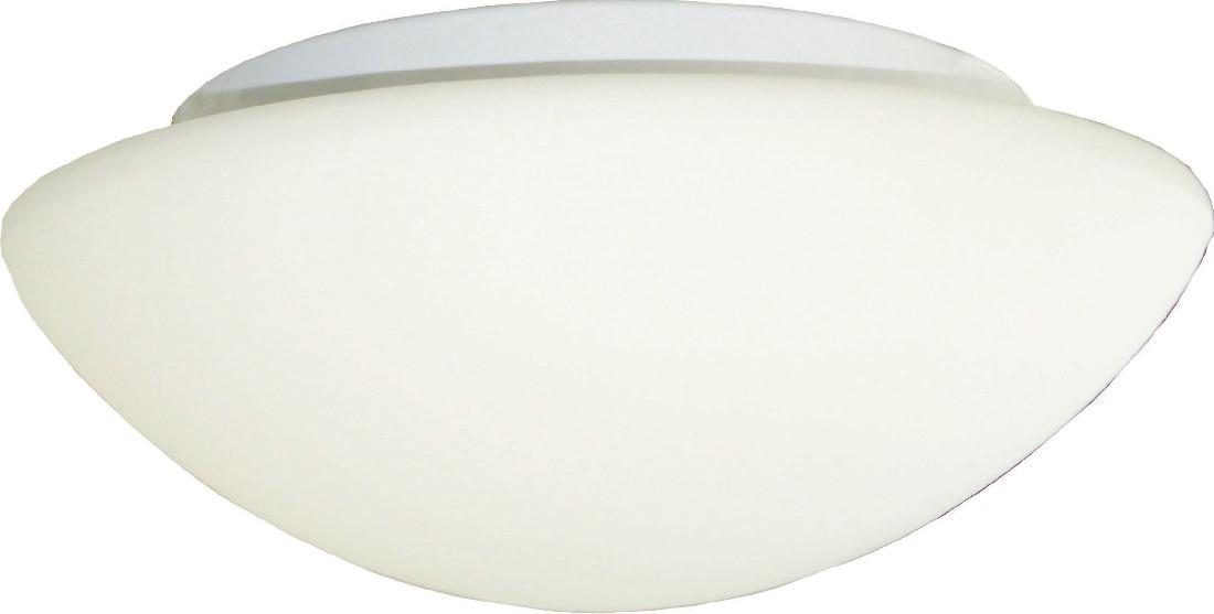 energie  A++, Plafondlamp Tammo - opaal/mat - groot, Leuchten Direkt