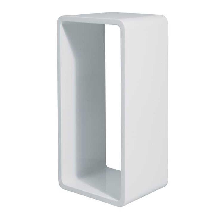 Cuben Lounge - in weiß, Kare Design