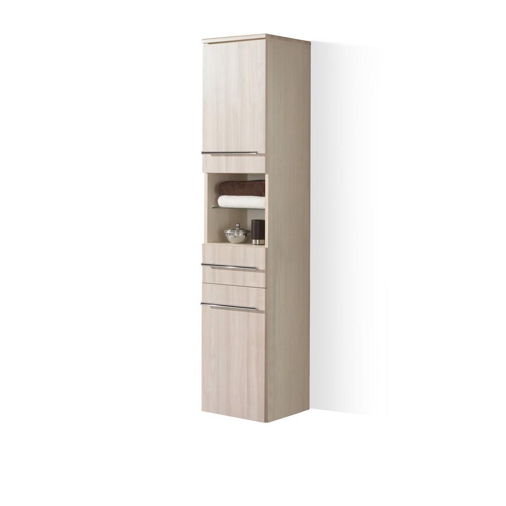 Habitatsoldeur meubles de salle de bains trouvez le for Colonne salle de bain home 24