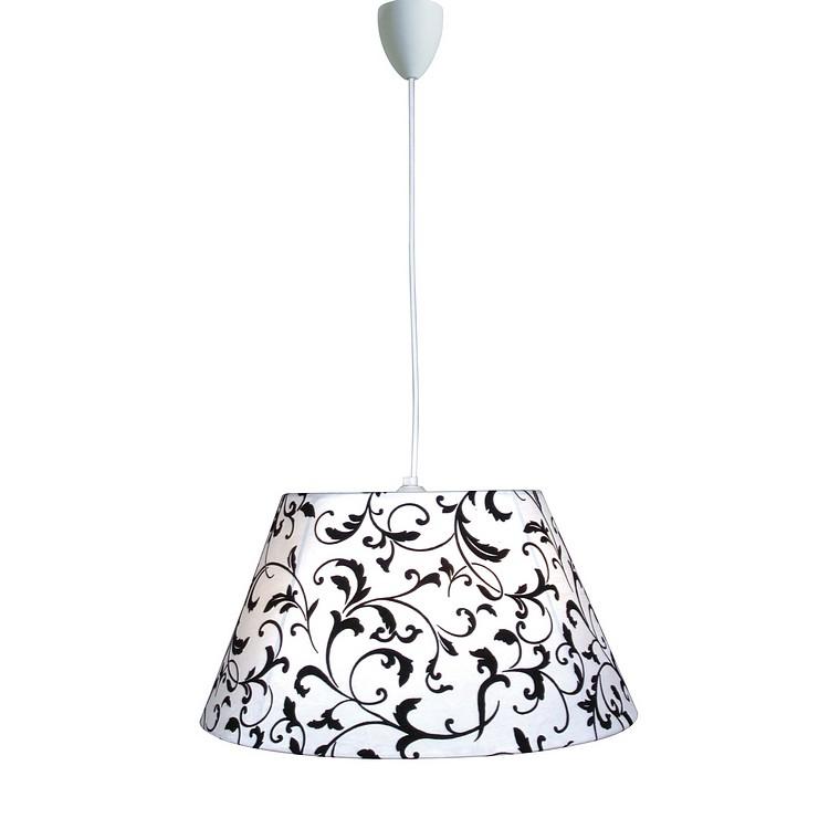 Hanglamp stof - rond, Näve