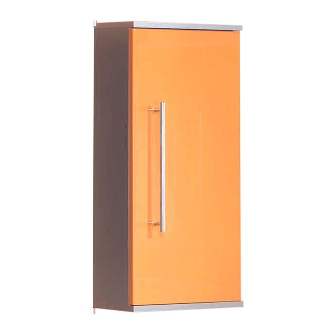 Armoire suspendue Ponza - 1 porte - Orange, Kesper Badmöbel