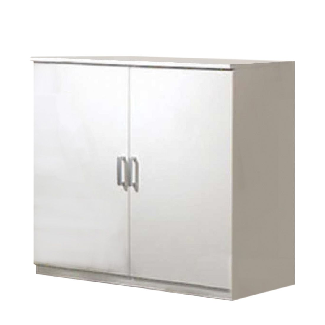 Commode Quadra III - Blanc alpin, Rauch