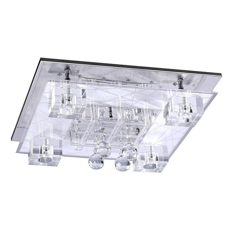 tischlampe glas chrom preisvergleich die besten angebote online kaufen. Black Bedroom Furniture Sets. Home Design Ideas