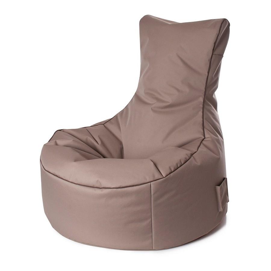 Sitzsack Scuba Swing - Khaki, SITTING POINT