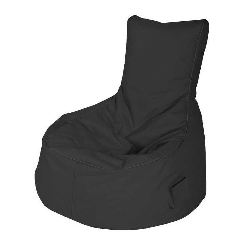 Sitzsack Scuba Swing - Schwarz, SITTING POINT
