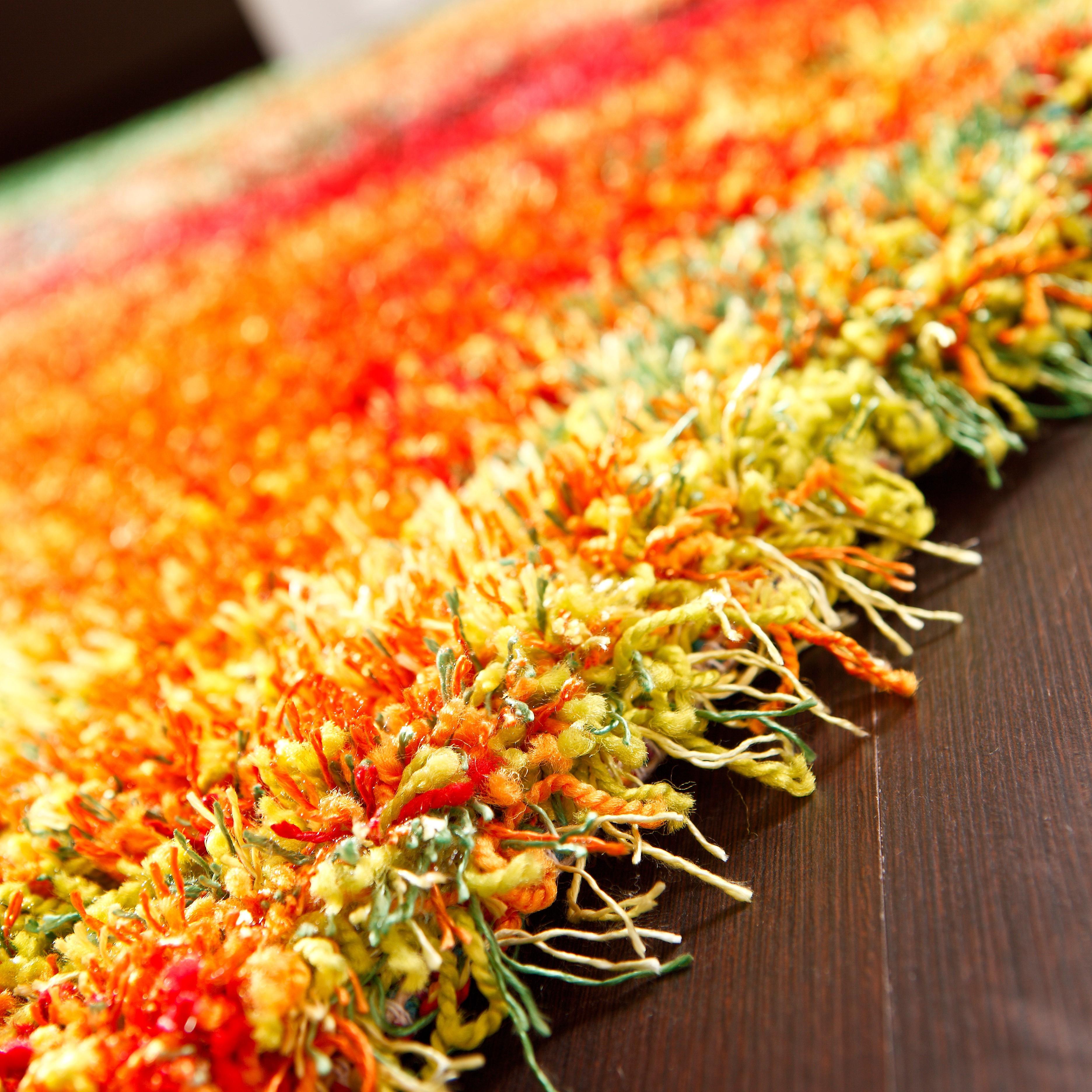 Teppich bunt hochflor  Teppich Amalfi Multi | Home24