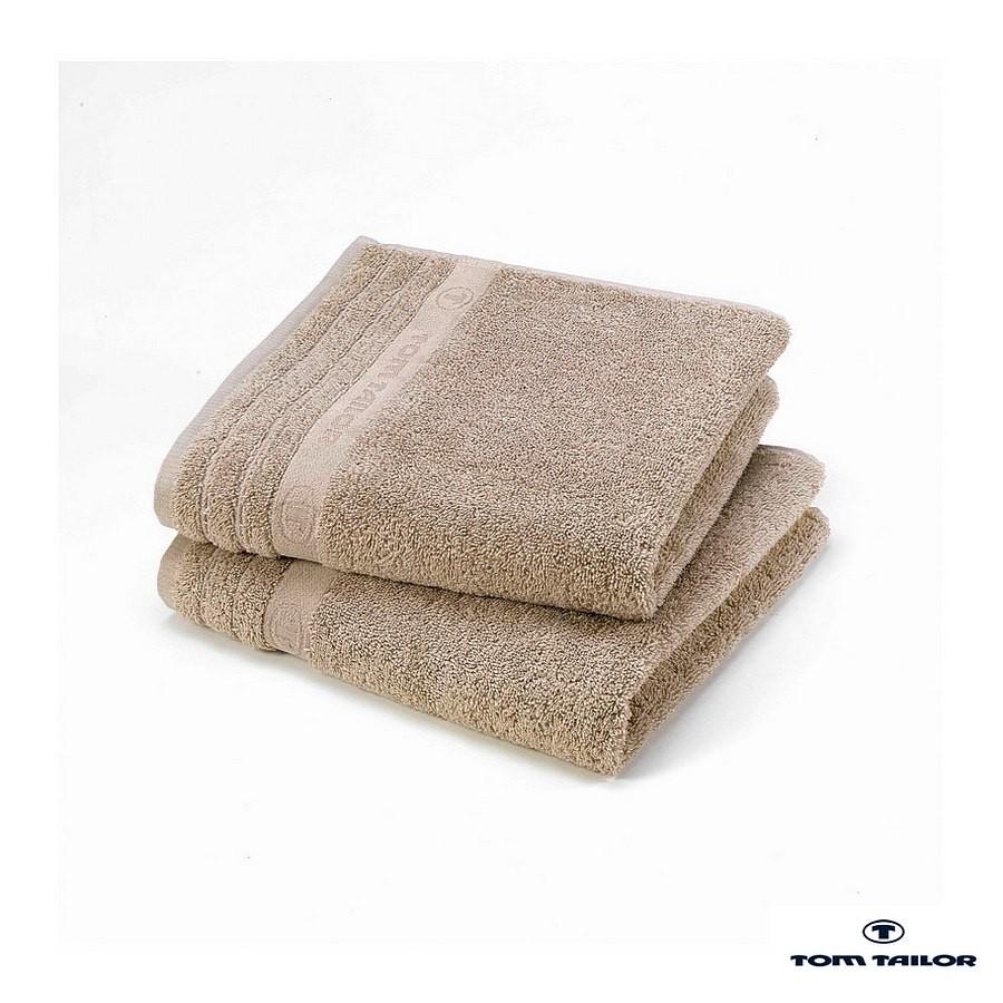 Home 24 - Serviette tom tailor - sable - serviette 80 x 200 cm, tom tailor