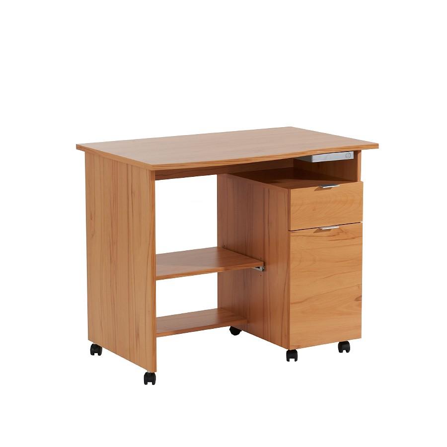 Computertafel CT 25 - beukenhoutkleurig, Office Collection