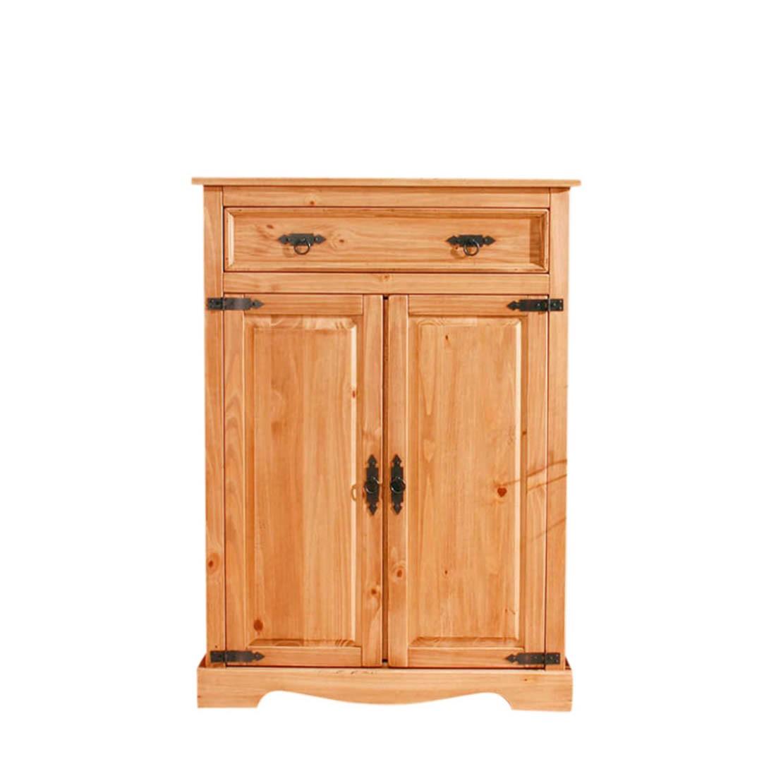 Vertiko Jowita - Legno massello di pino, Maison Belfort