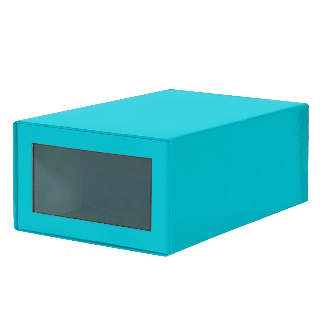 schuhbox shoe tree 12er set t rkis online kaufen. Black Bedroom Furniture Sets. Home Design Ideas