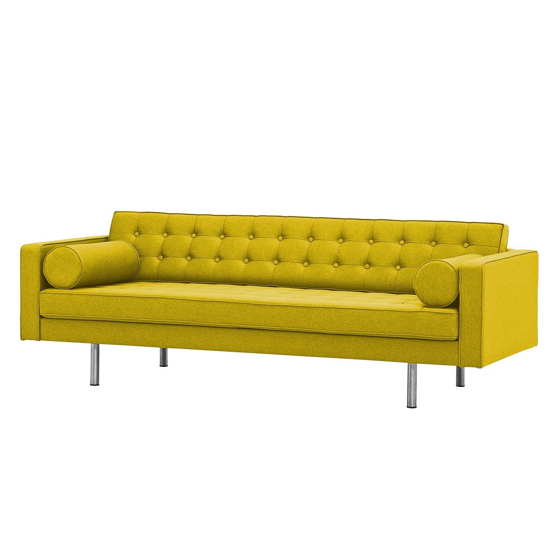 sofas couches 2 3 sitzer sofas gelb textil studio. Black Bedroom Furniture Sets. Home Design Ideas