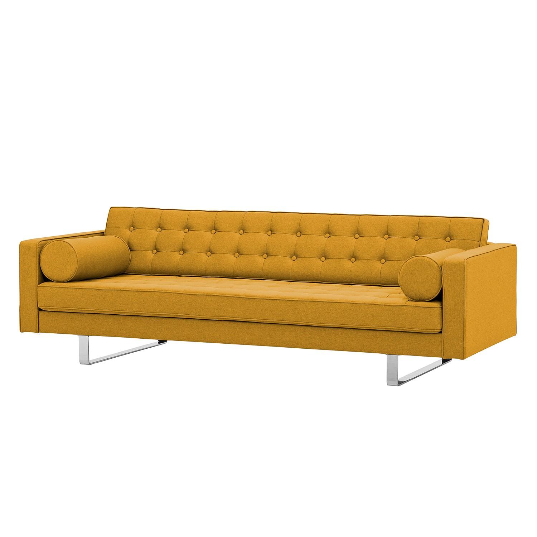 sofa chelsea 3 sitzer webstoff kufen stoff selva. Black Bedroom Furniture Sets. Home Design Ideas