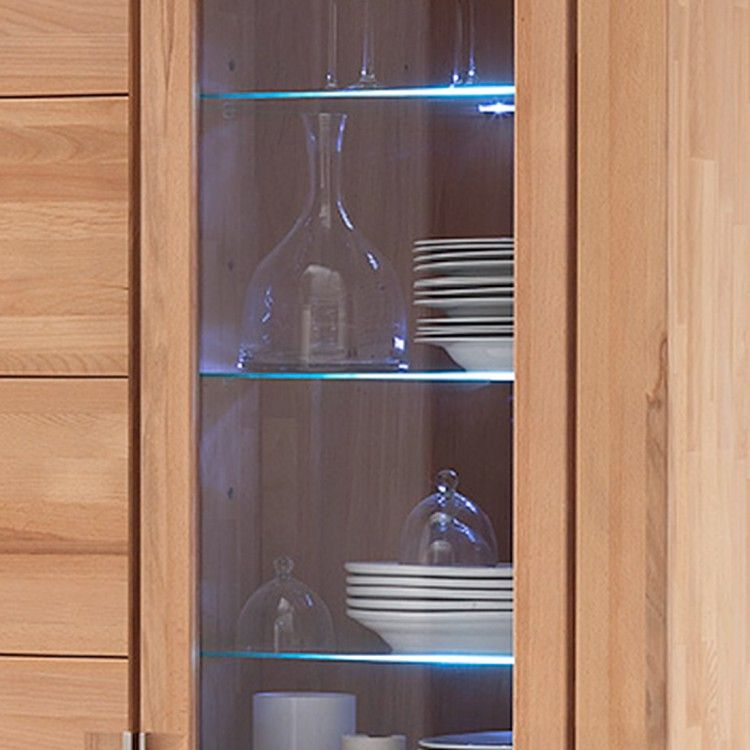 energie  A+, 4-delige LED-vitrineverlichtingset -inclusief transformator en snoer, Bellinzona