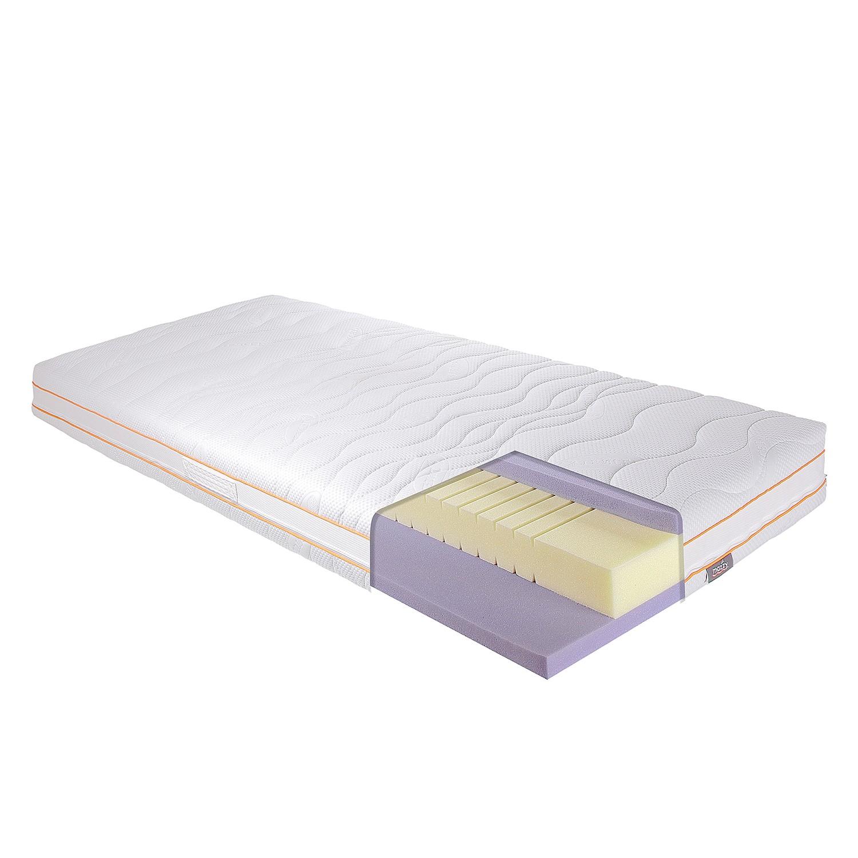 7- Zonen Gel-Komfortschaummatratze mazzy 20 - 120 x 200cm