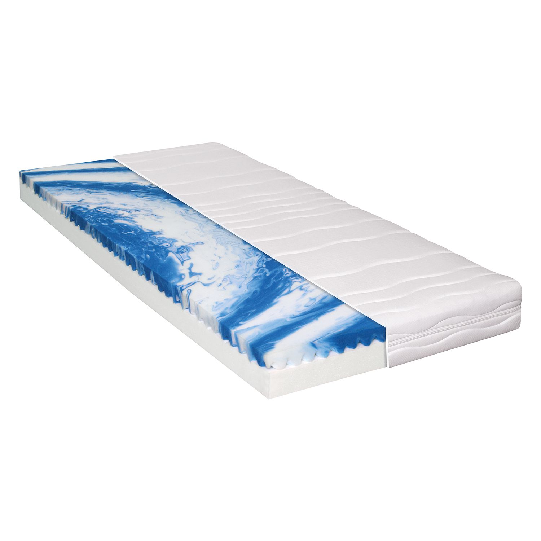 Matelas en mousse gel confort 7 zones - Guna I - 90 x 200cm, Nova Dream Sleepline