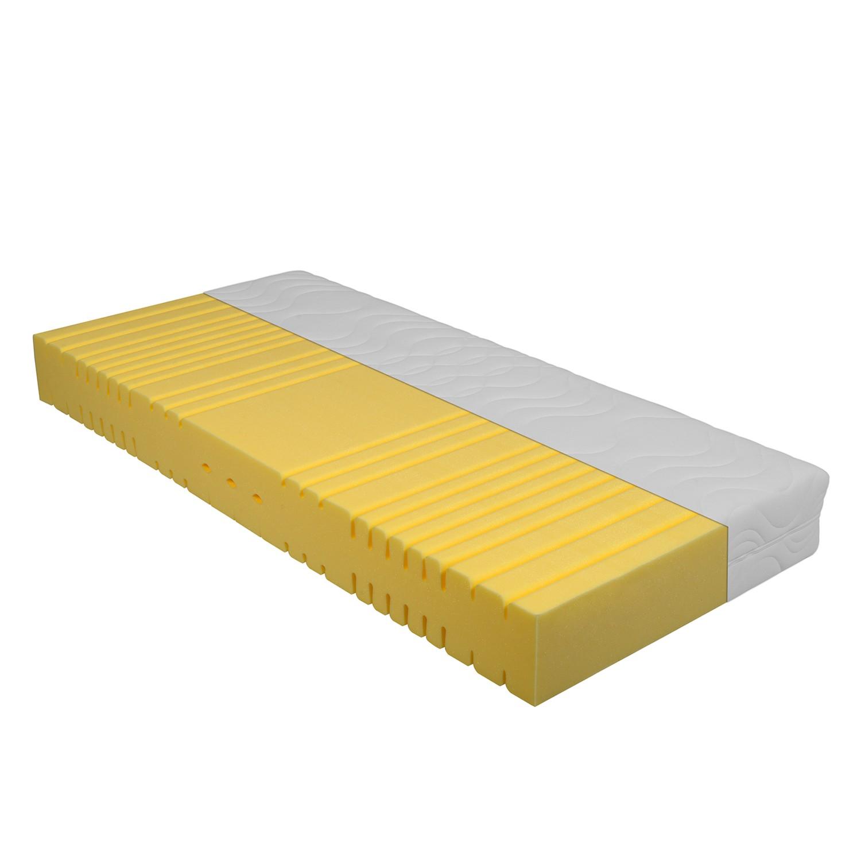 Matelas en mousse froide 9 zones de confort Active HR9 - 120 x 200cm - D2 jusqu'à 80 kg, BeCo