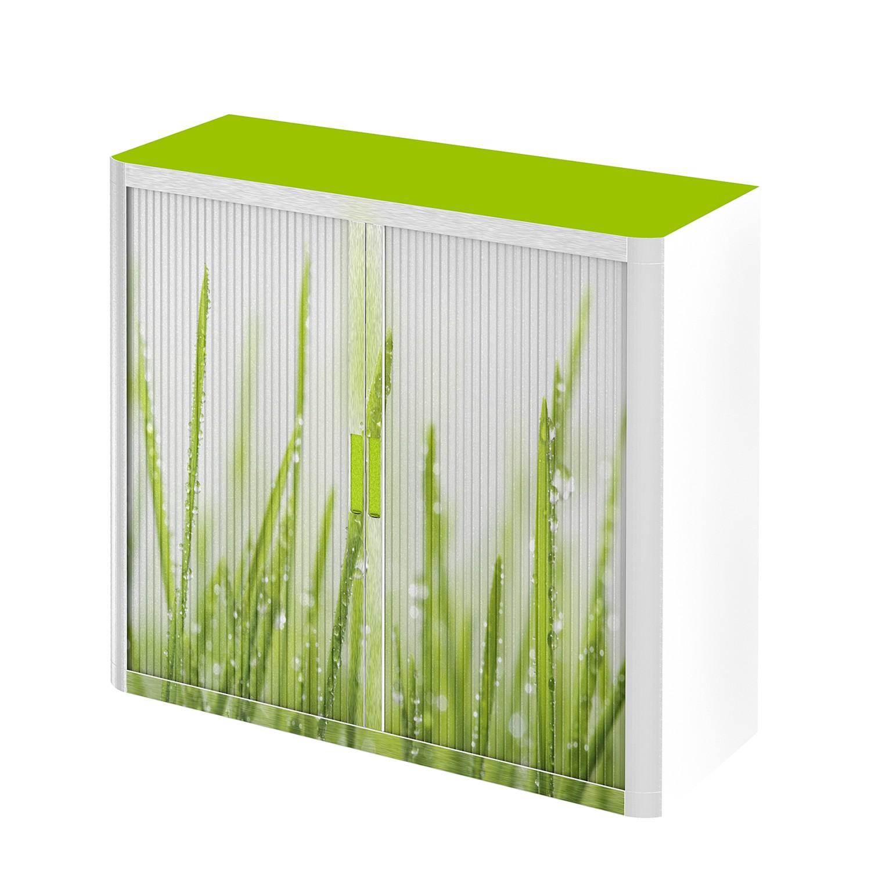 Dossierkast easyOffice Nature I - lichtgroen - 104cm, easy Office und Paperflow