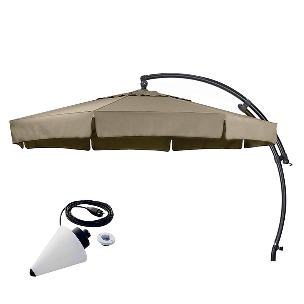 ampelschirm easy sun 350 preisvergleiche erfahrungsberichte und kauf bei nextag. Black Bedroom Furniture Sets. Home Design Ideas