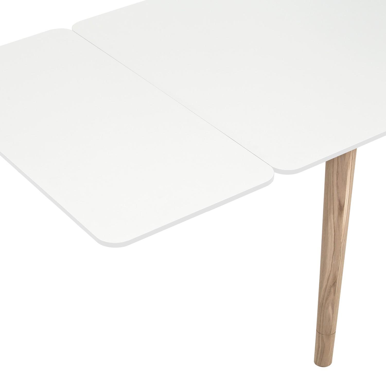 Ansteckplatte Helvig - Weiß