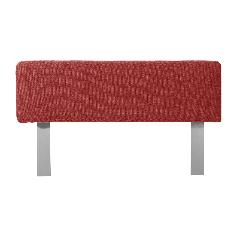 Arm- und Rückenlehnenelement Roxbury Webstoff - 110 cm x 30 Stoff Kiara Rot Sale Angebote Roggosen