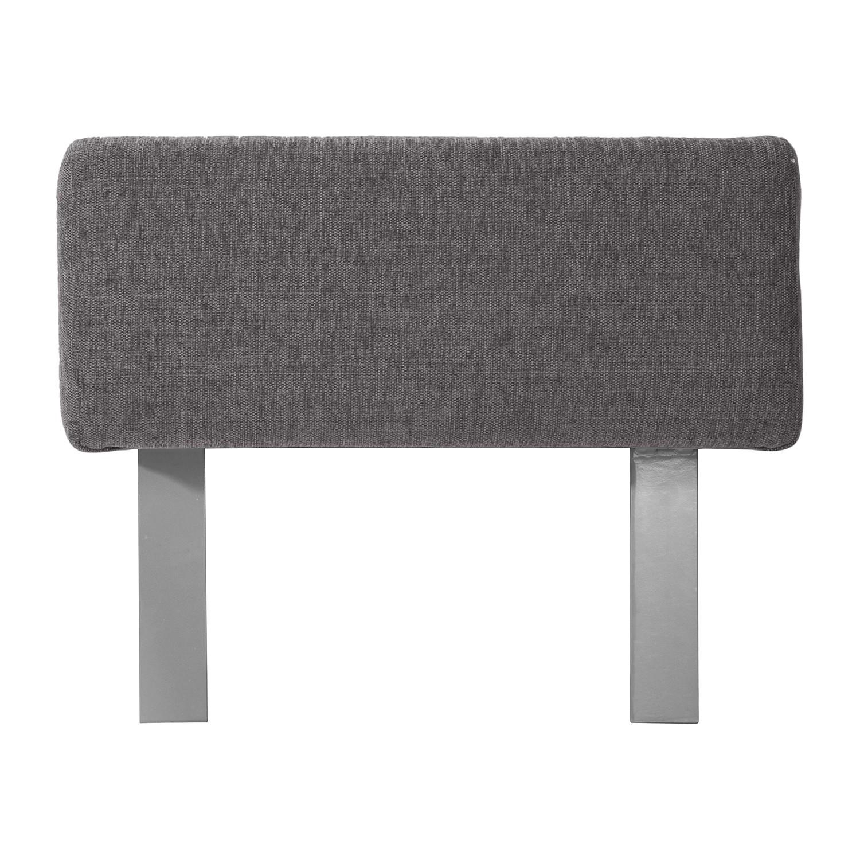 Arm- en rugleuningelement Roxbury geweven stof - 60cm - 60 x 26 cm - Stof Kiara Grijs, Studio Copenhagen