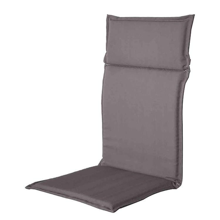 hochlehner auflage grau. Black Bedroom Furniture Sets. Home Design Ideas