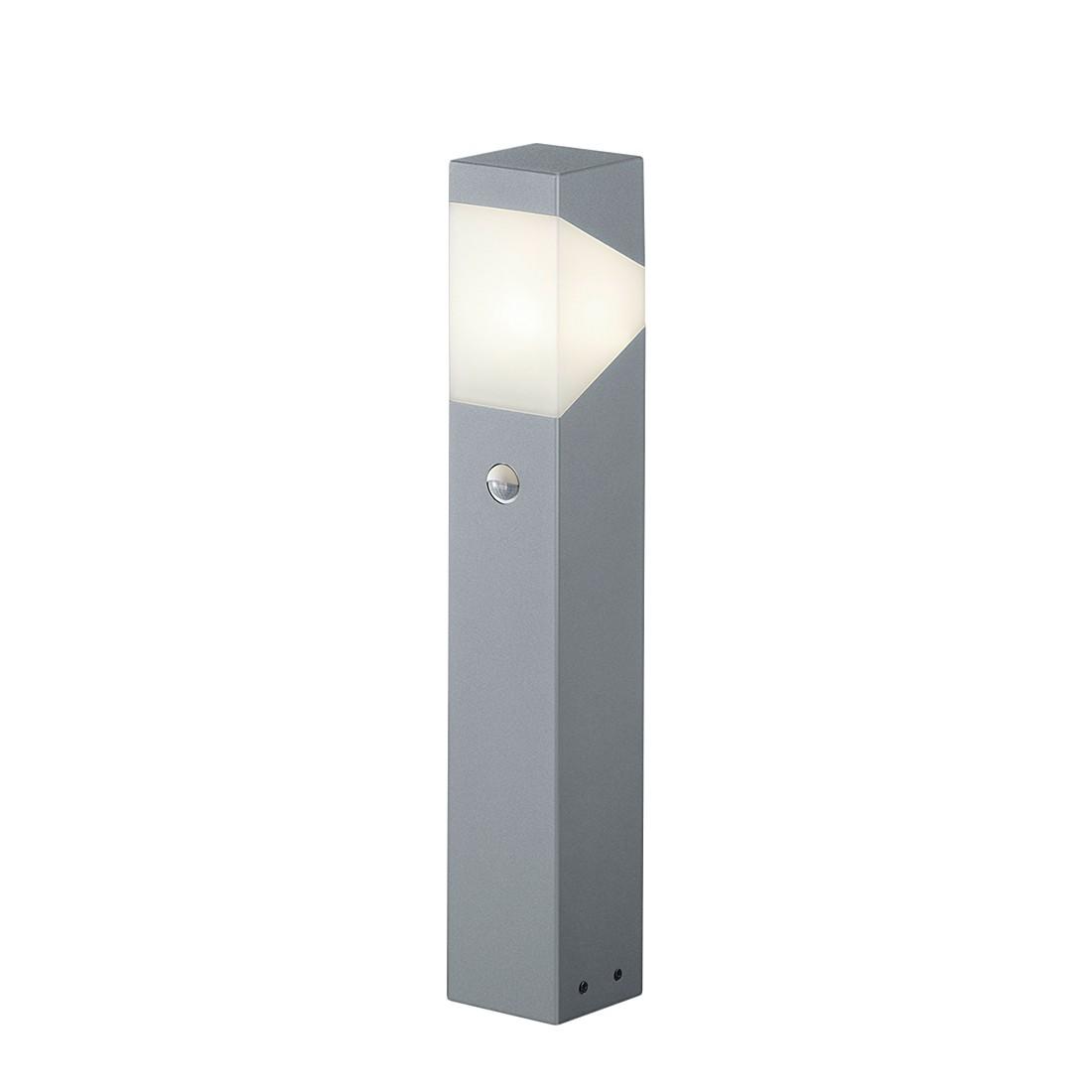 EEK A++, LED-Außenleuchte Rio 1-flammig - Aluminium Kunststoff - Silber, Trio
