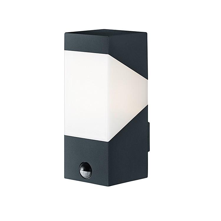 energie  A++, Buitenwandlamp RIO - antracietkleurig 1 lichtbron, Trio