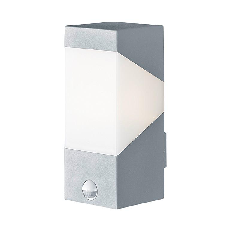 energie  A++, Buitenwandlamp RIO - titaankleurig 1 lichtbron, Trio