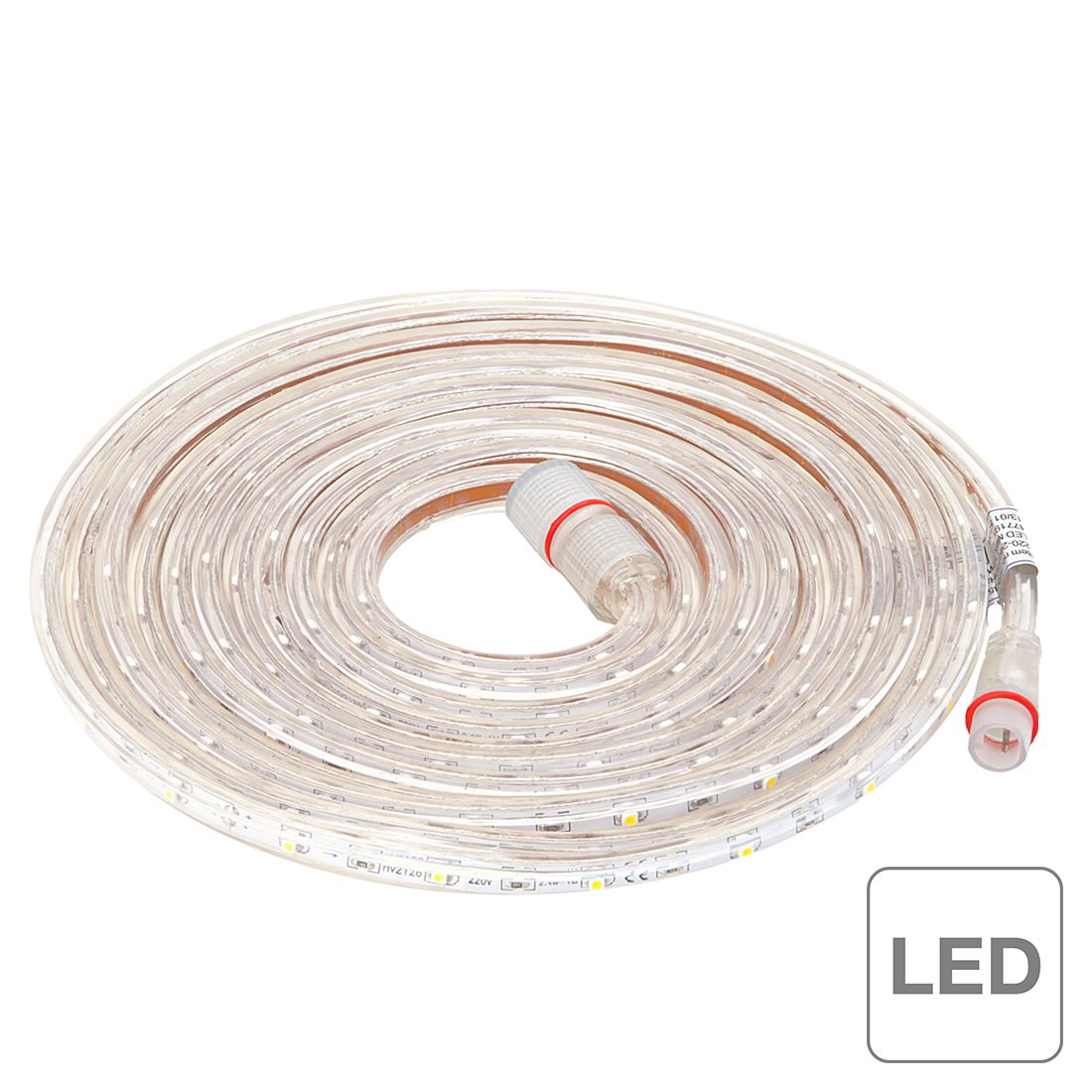 energie  A+, LED-slinger Darius, Brilliant