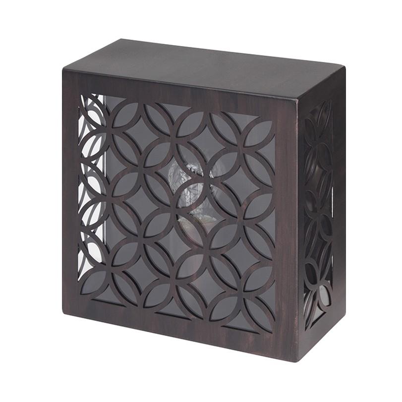 eek a luminaire d 39 ext rieur lida 1 ampoule brilliant par brilliant chez home24 fr. Black Bedroom Furniture Sets. Home Design Ideas