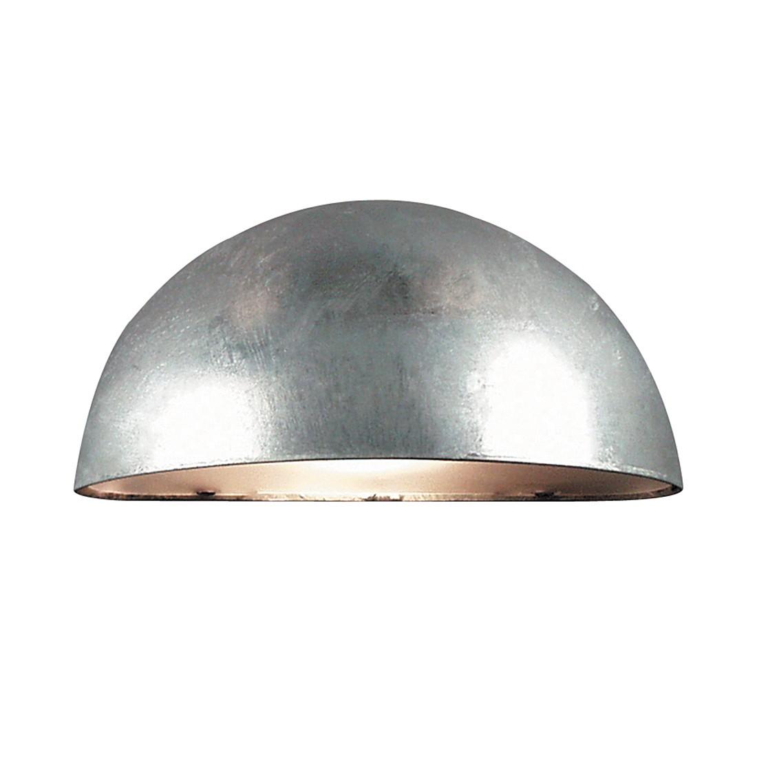 Home 24 - Eek a++, luminaire d extérieur scorpius - métal / matériau synthétique argenté 1 ampoule argenté, nordlux