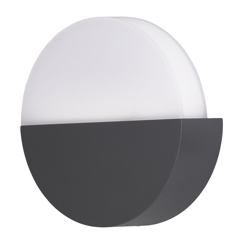 energie  A+, Buitenlamp Soho - kunststof grijs, Wofi