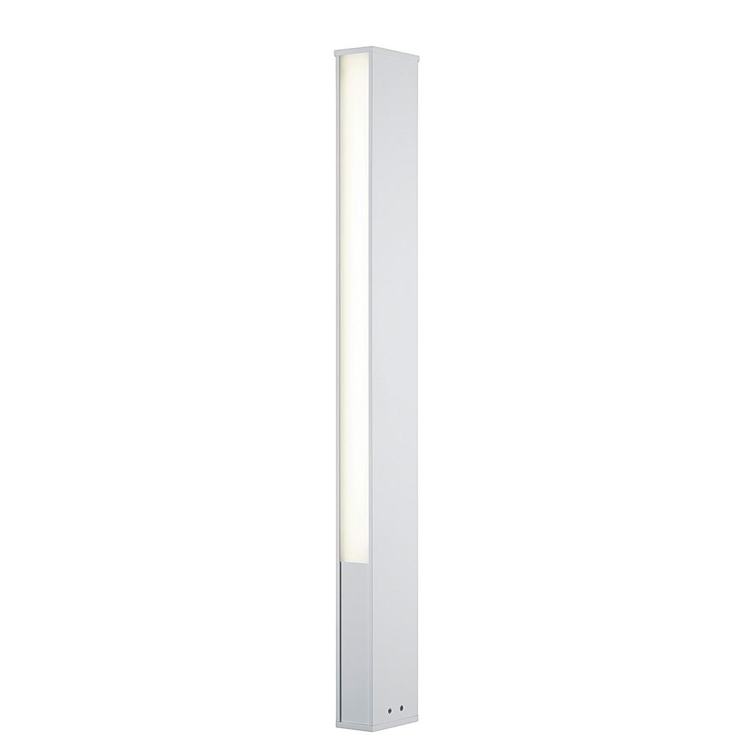 energie  A+, Buitenlamp TENDO LED - metaal/wit kunststof, Helestra